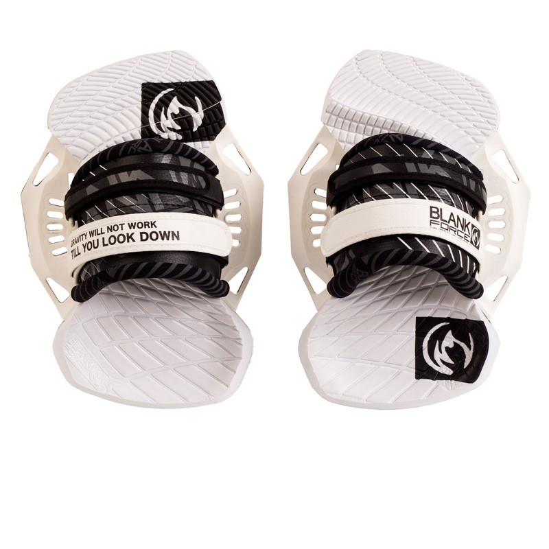 Pads & Straps Combo UHD pour planches de kitesurf twintip BLANKFORCE