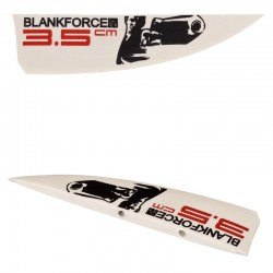 ailerons 3.5cm pour planches kitesurf freestyle et wakestyle accessoires  BLANKFORCE