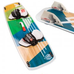 Planche Kitesurf BLANKFORCE WANNA freeride